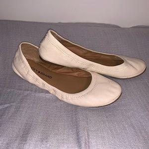 Lucky brand ballet flat size 8